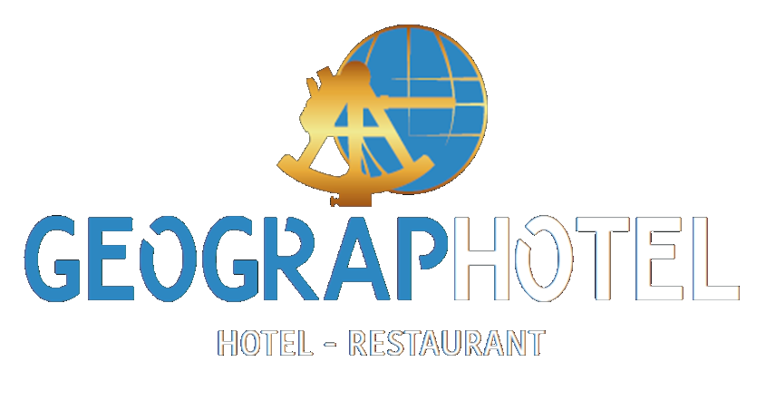 Le logo du Géographotel Roissy.